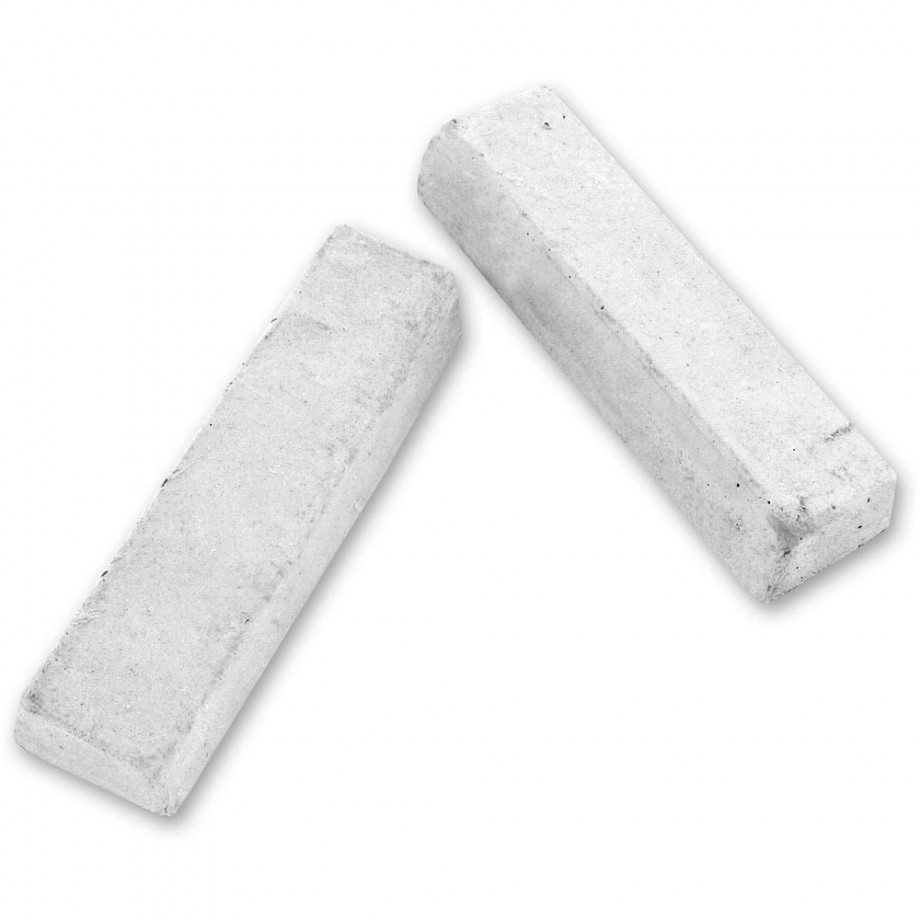 Shesto White Polishing Compound (Hyfin) - Small Bars (Pkt 2)
