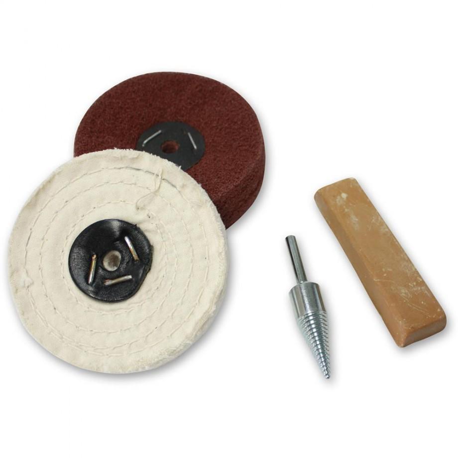 Heavy Duty Polishing Kit for Wood