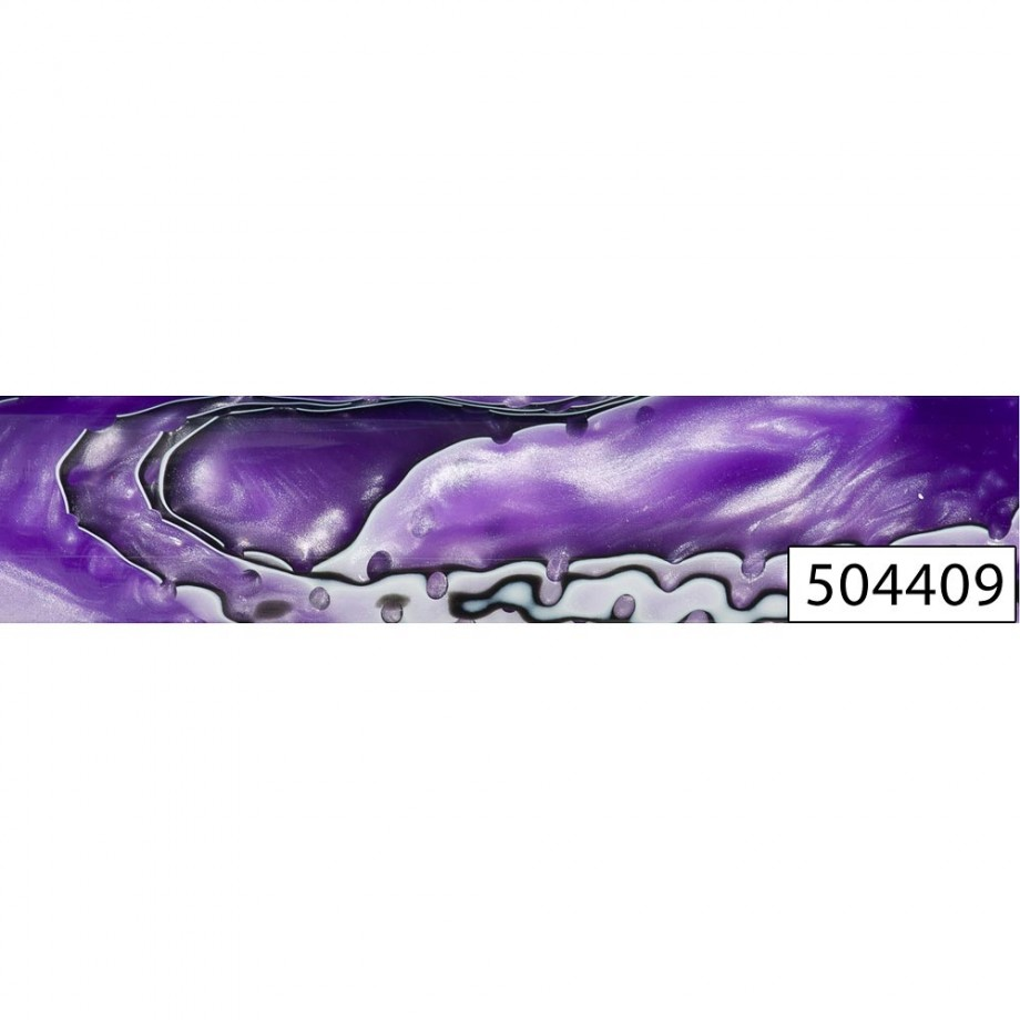 Craftprokits Purple Mesh Pen Blank