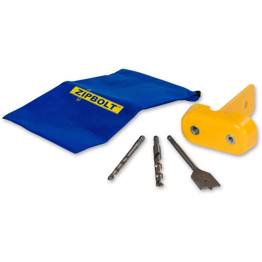 Zipbolt Railbolt Drill Guide Kit
