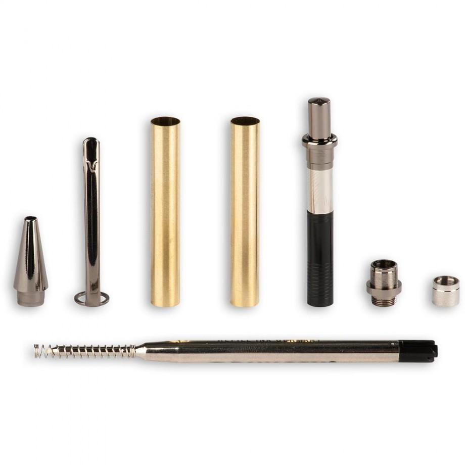 Artisan Gunmetal Click Pen