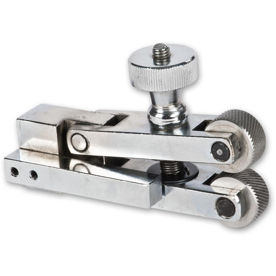 Axminster Mini Lathe Clamping Knurler Tooling