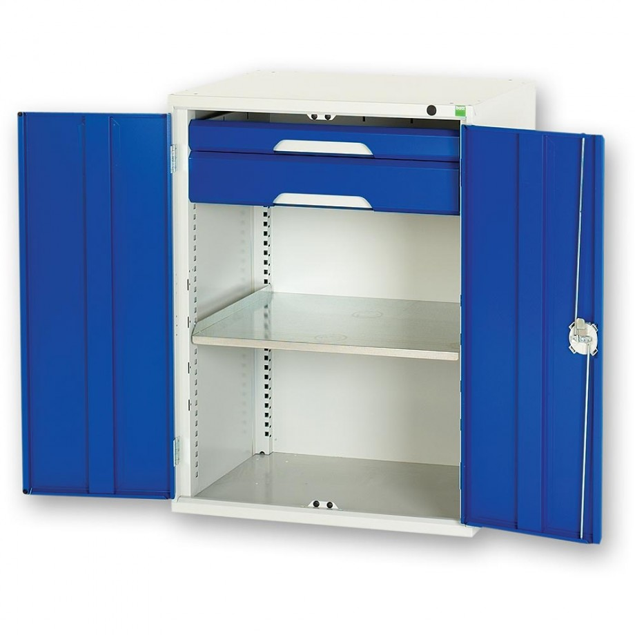 bott Verso 750mm Kitted Cupboard - 1 Shelf 2 Drawers