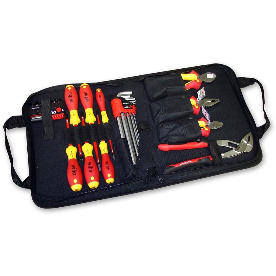 Wiha Top 12 Piece VDE Tool Kit