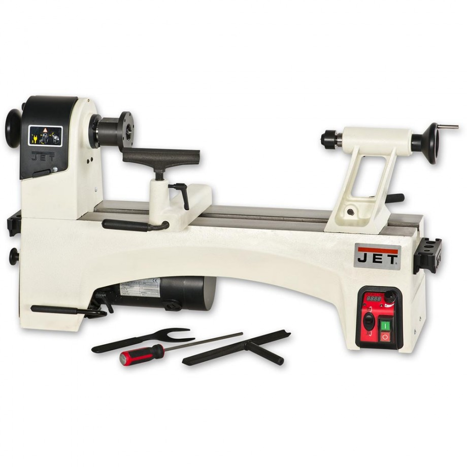 Jet Jwl 1221vs Woodturning Lathe Woodturning Lathes Lathes