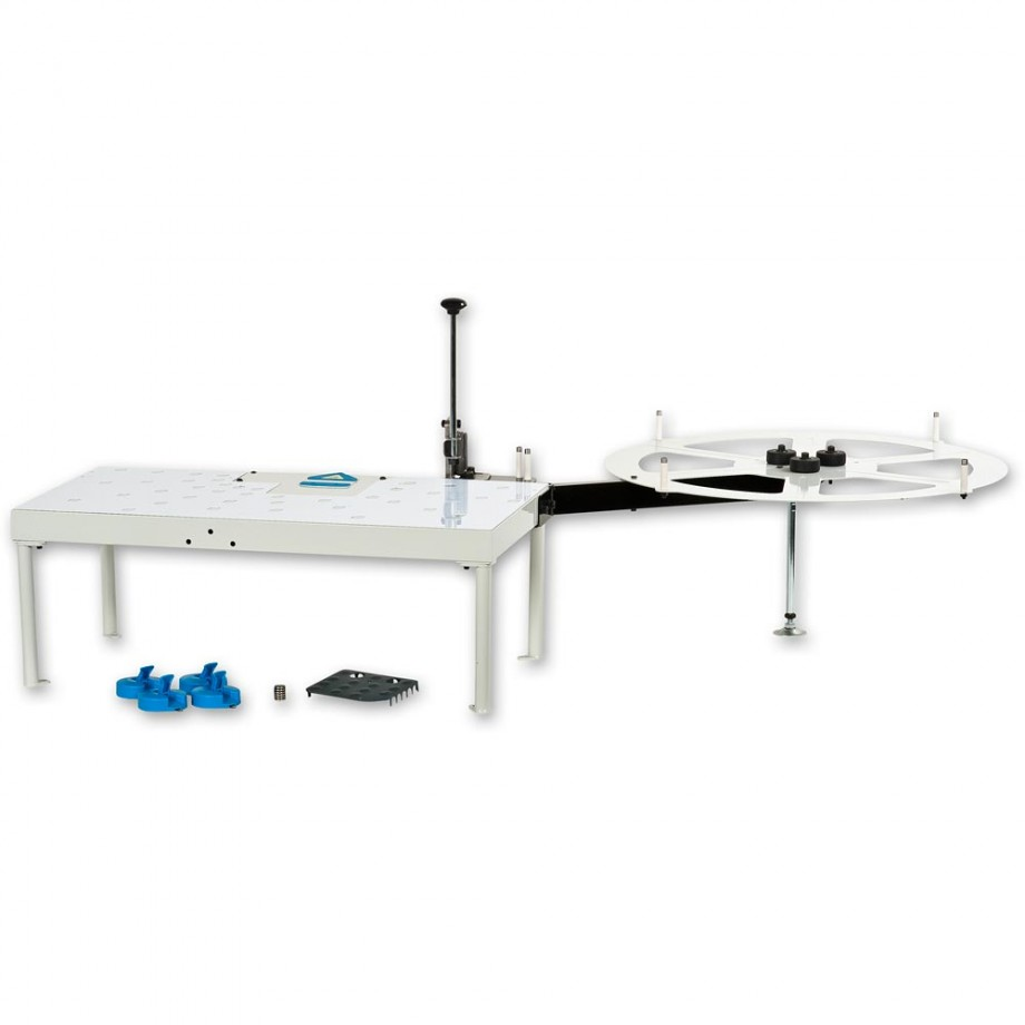 ee351d7bb89 Le-Matic ST92A Stationary Table Kit - Edgebanding - More Power Tool ...
