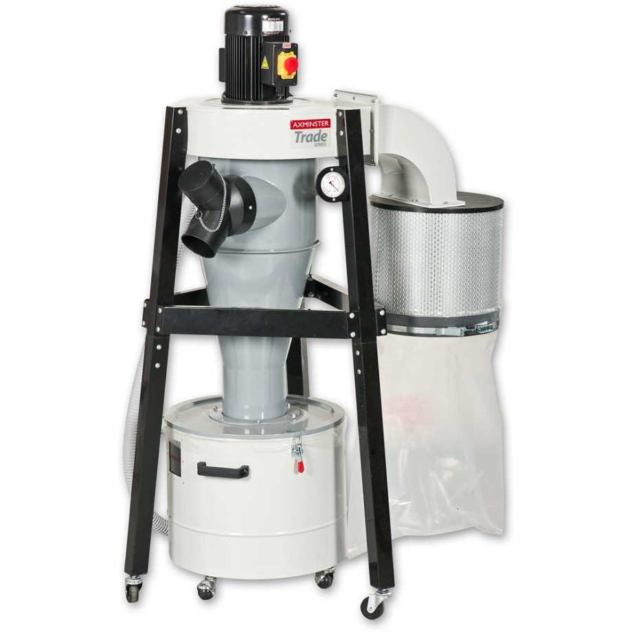 Axminster Trade Series T-2000CK 1hp Cyclone Extractor