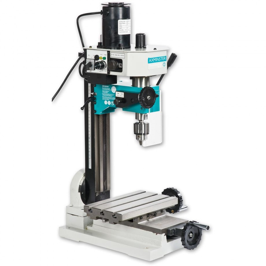 Axminster Model Engineer Series SX1 Micro Mill