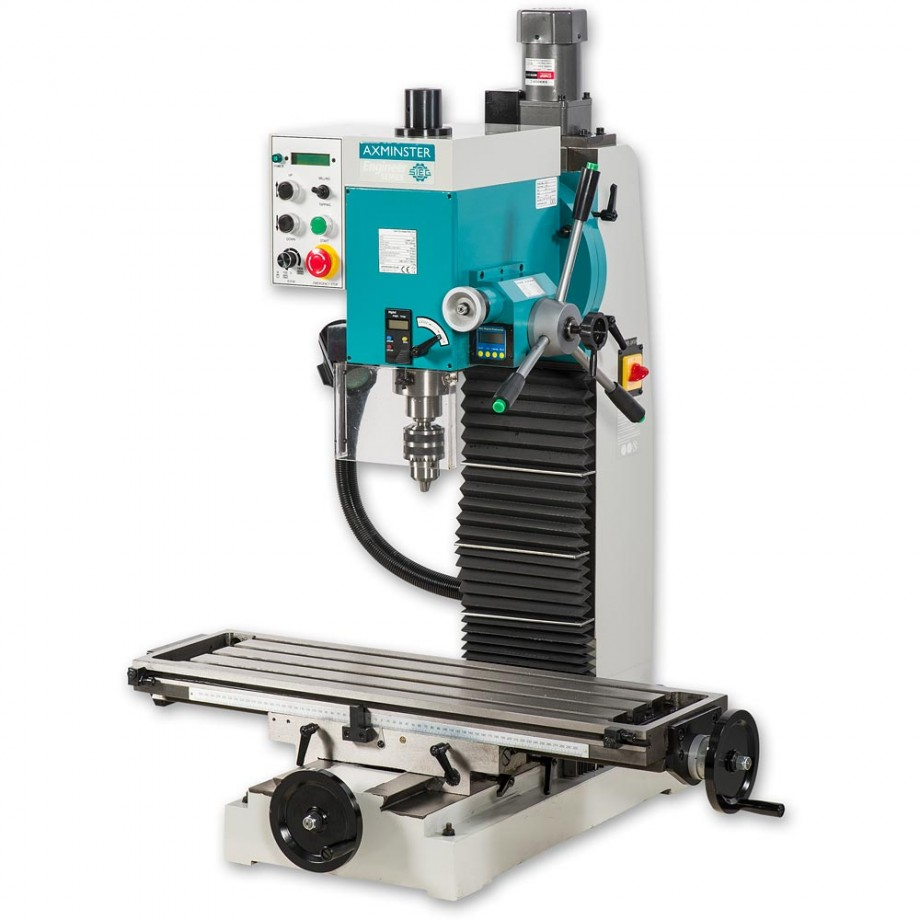 Axminster Engineer Series SX4 Mill Drill