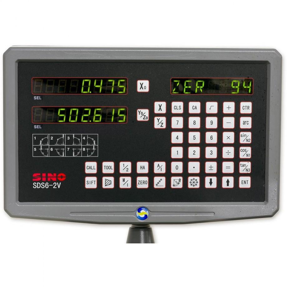 Axminster Engineer Series SC8 DRO Kit
