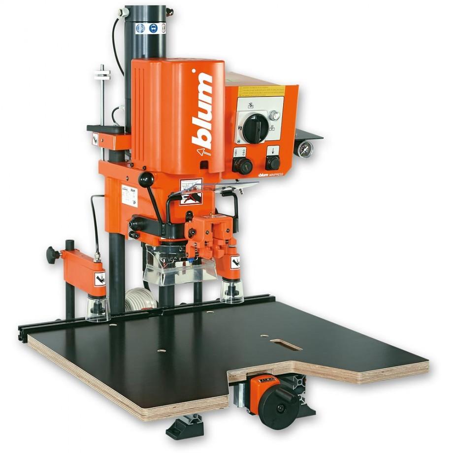 Blum MINIPRESS P Vertical Drill