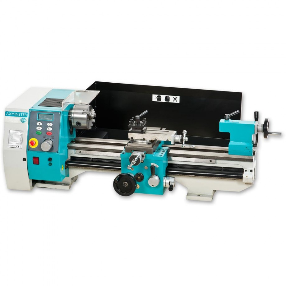 Axminster Engineer Series SC4 510 Bench Lathe & Stand - PACKAGE DEAL