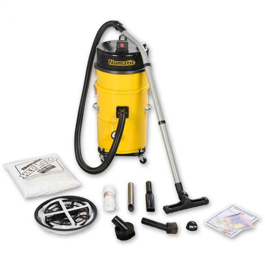 Numatic HZQ 750s Hazardous Dust Workshop Vacuum