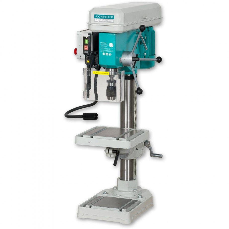 Axminster Engineer Series Tb 16 Bench Pillar Drill