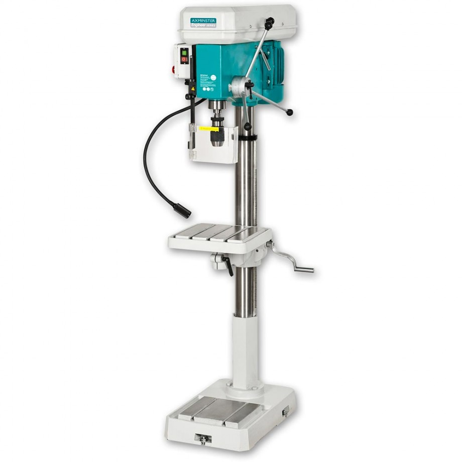 Axminster Engineer Series SB-25 Floor Pillar Drill
