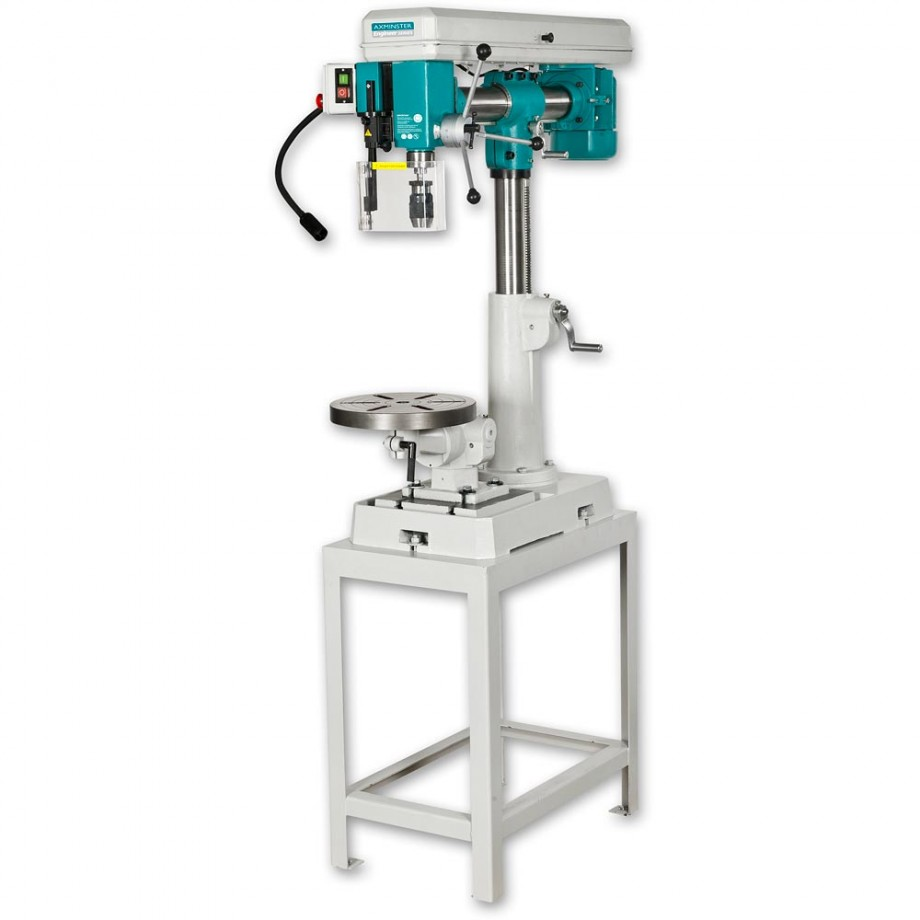Axminster Engineer Series RDP-20B  Floor Radial Pillar Drill