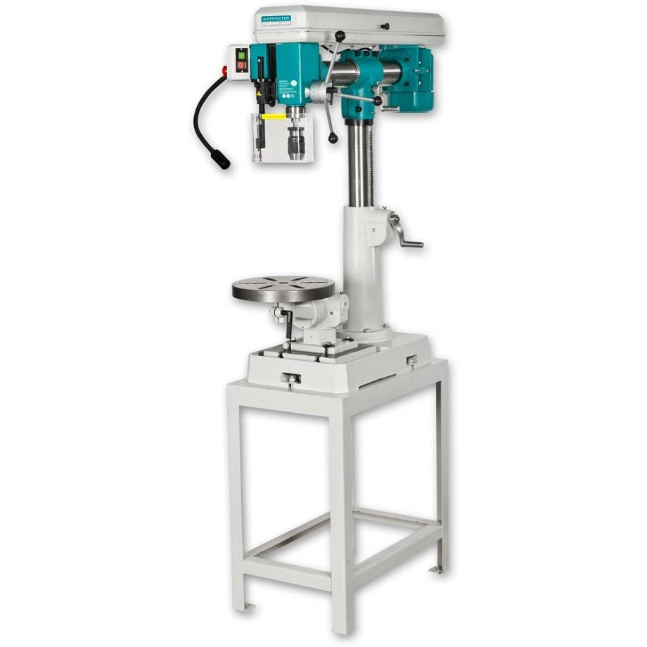 Axminster Engineer Series RDP-20B  Floor Radial Pillar Drill