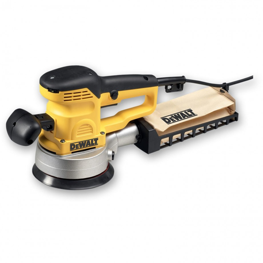 DeWALT D26410 Random Orbit Sander 150mm 230V