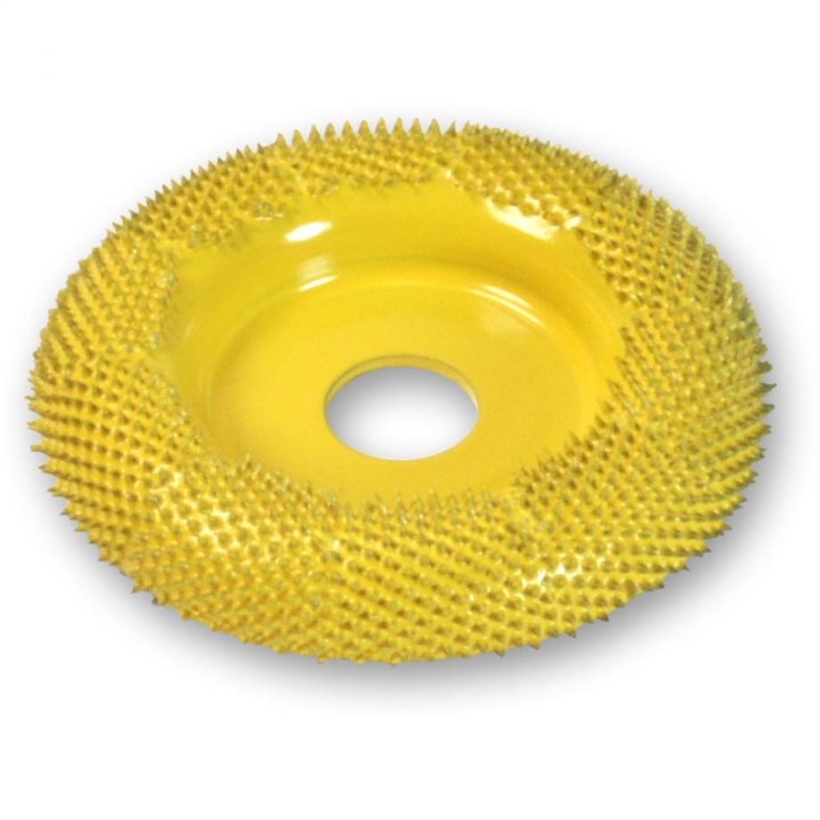"""Saburr Tooth Carbide Round Face Disc 2"""" (50mm)ø Fine"""