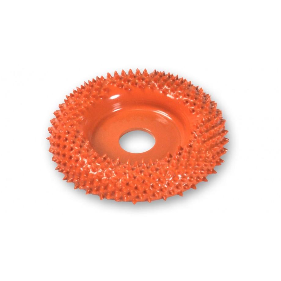 """Saburr Tooth Carbide Round Face Disc 2"""" (50mm)ø Extra Coarse"""