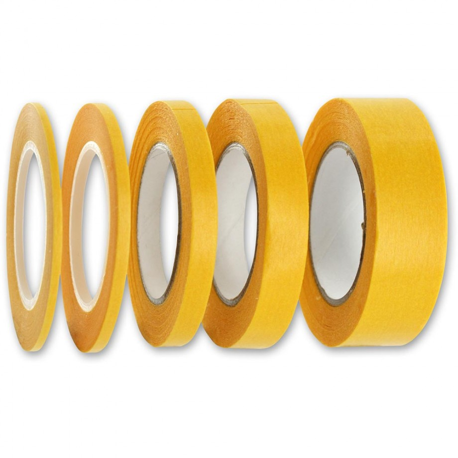 Modelling Masking Tape