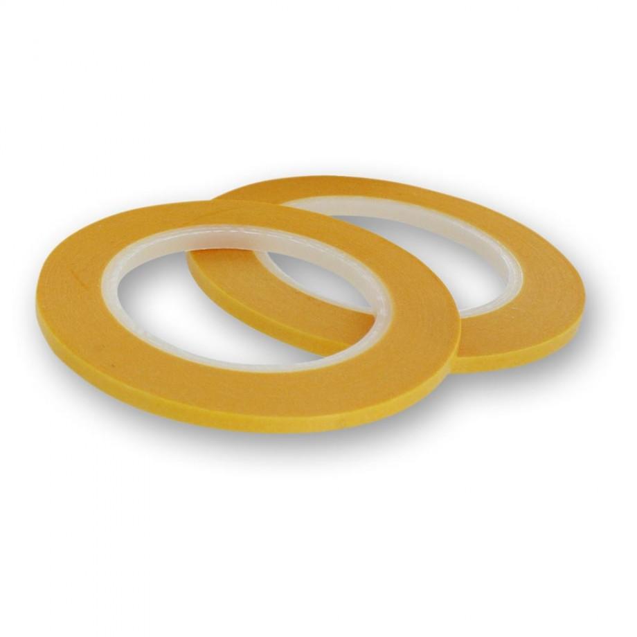 Masking Tape - 3mm (Pkt2)