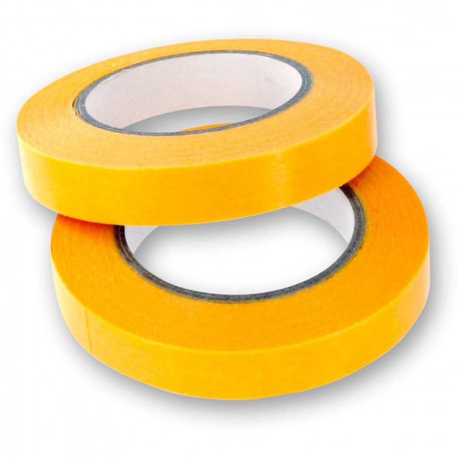Masking Tape - 10mm (Pkt2)