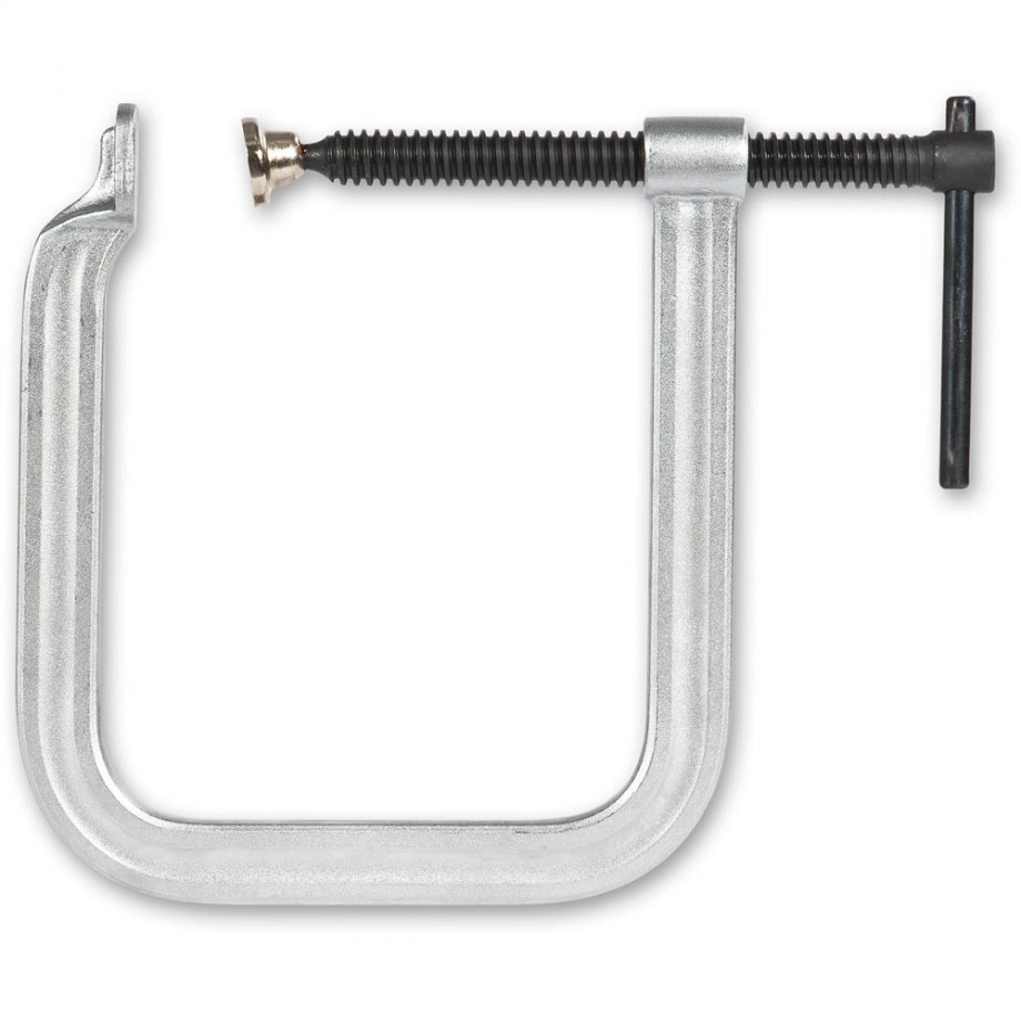 Axminster Trade Clamps Forged Deep Throat G Clamp