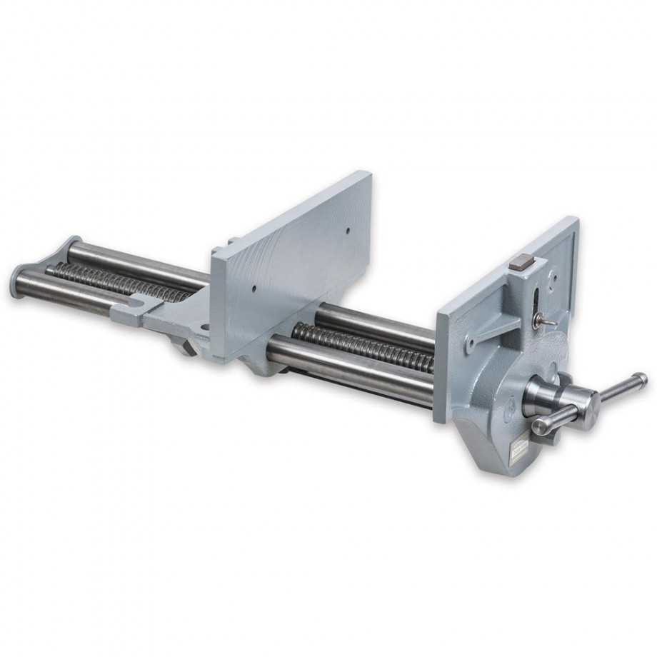 "Axminster Trade Vices Quick Release Carpenter's Vices - 266mm(10-1/2"")"