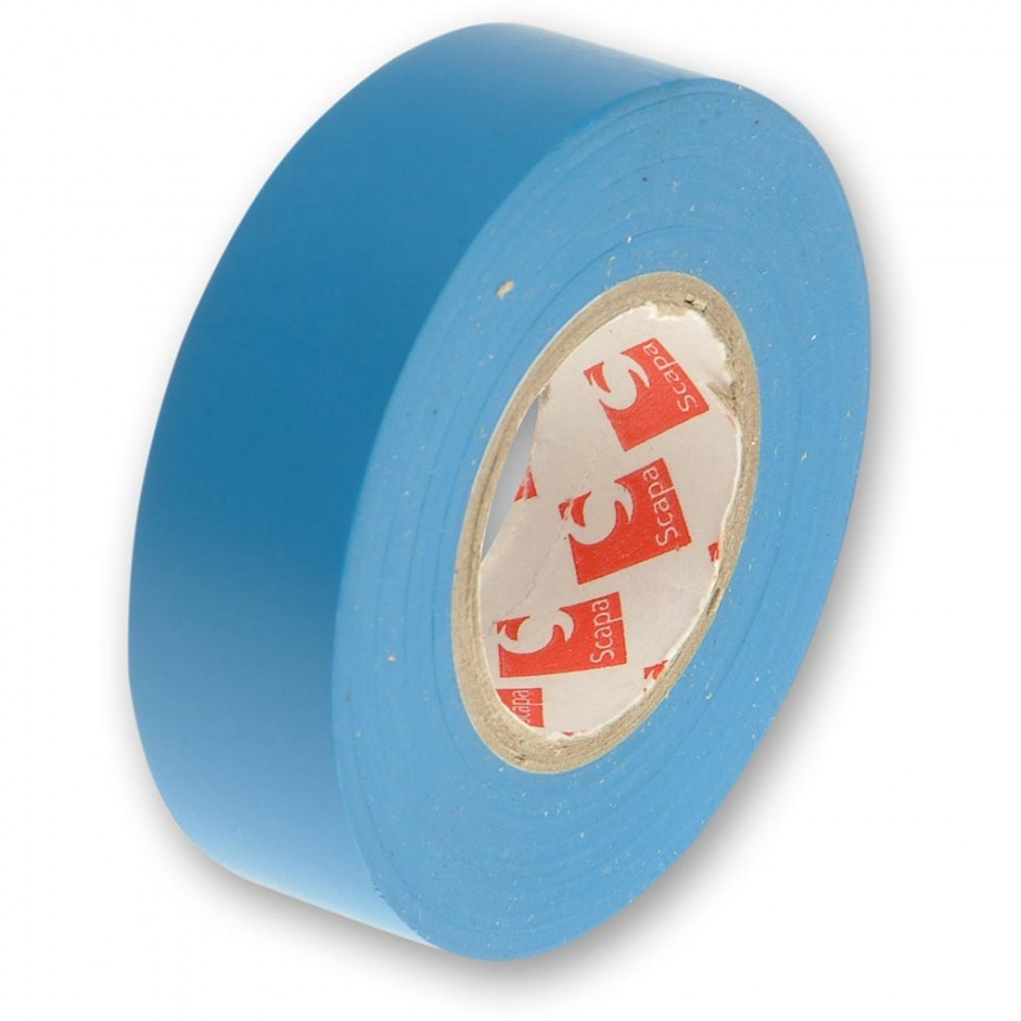 Faithfull PVC Electrical Tape Blue
