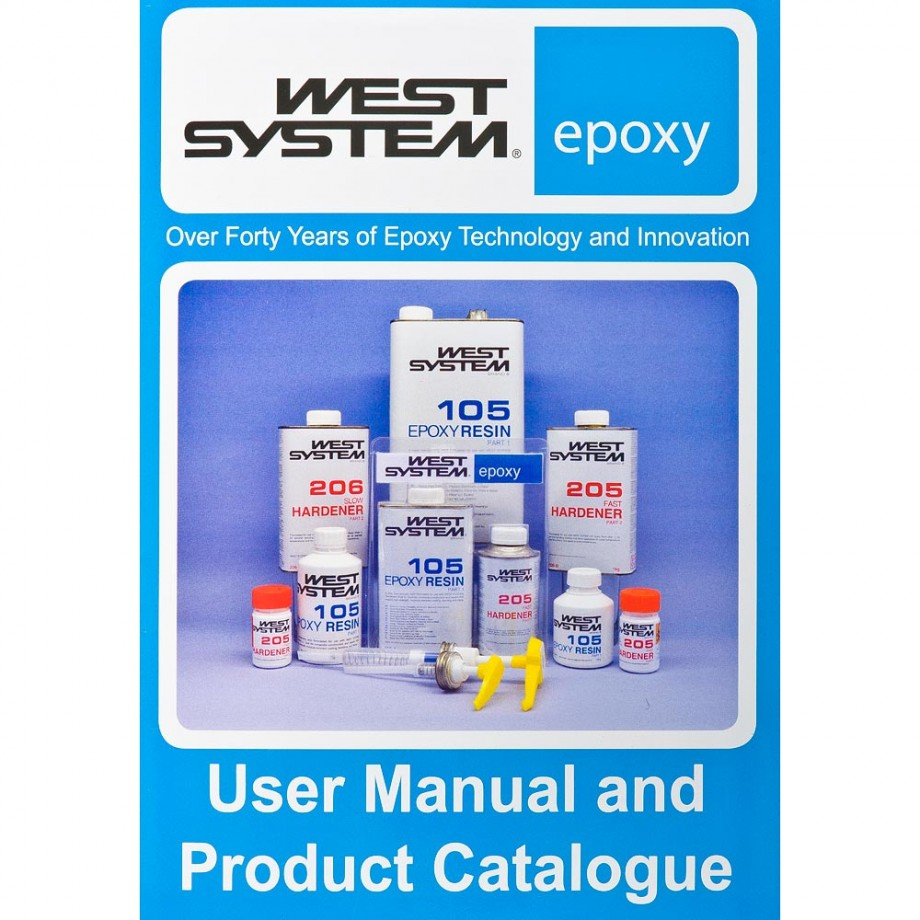 West System User Manual and Product Guide