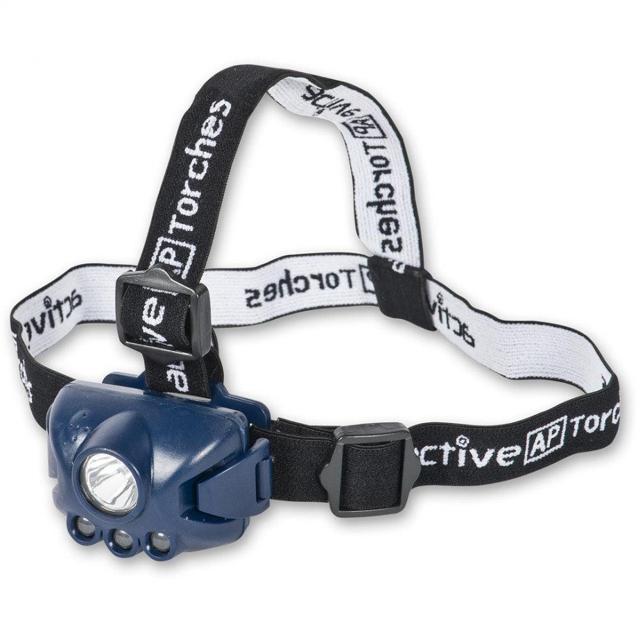 Active LED 75 Lumens Head Torch