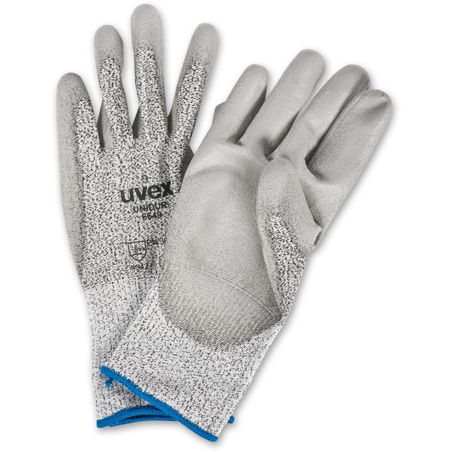 uvex Unipur 6649 Work Gloves Size 8 (M)