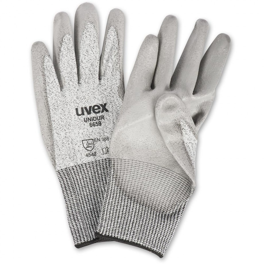 uvex Unipur 6659 Work Gloves Size 9 (L)