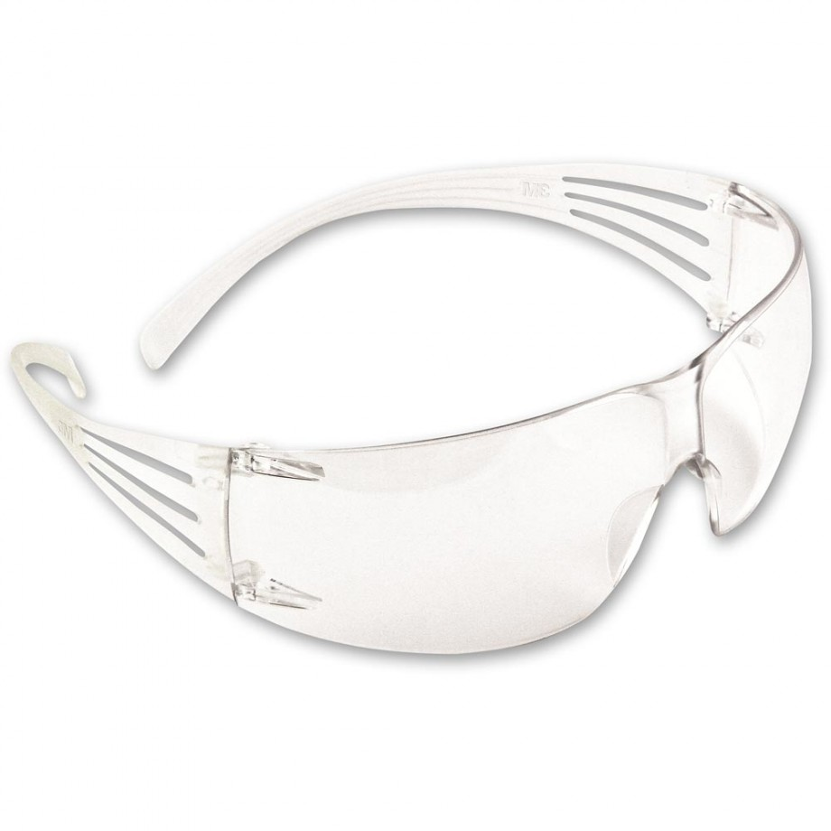 3M SecureFit SF200 Safety Spectacles - Clear