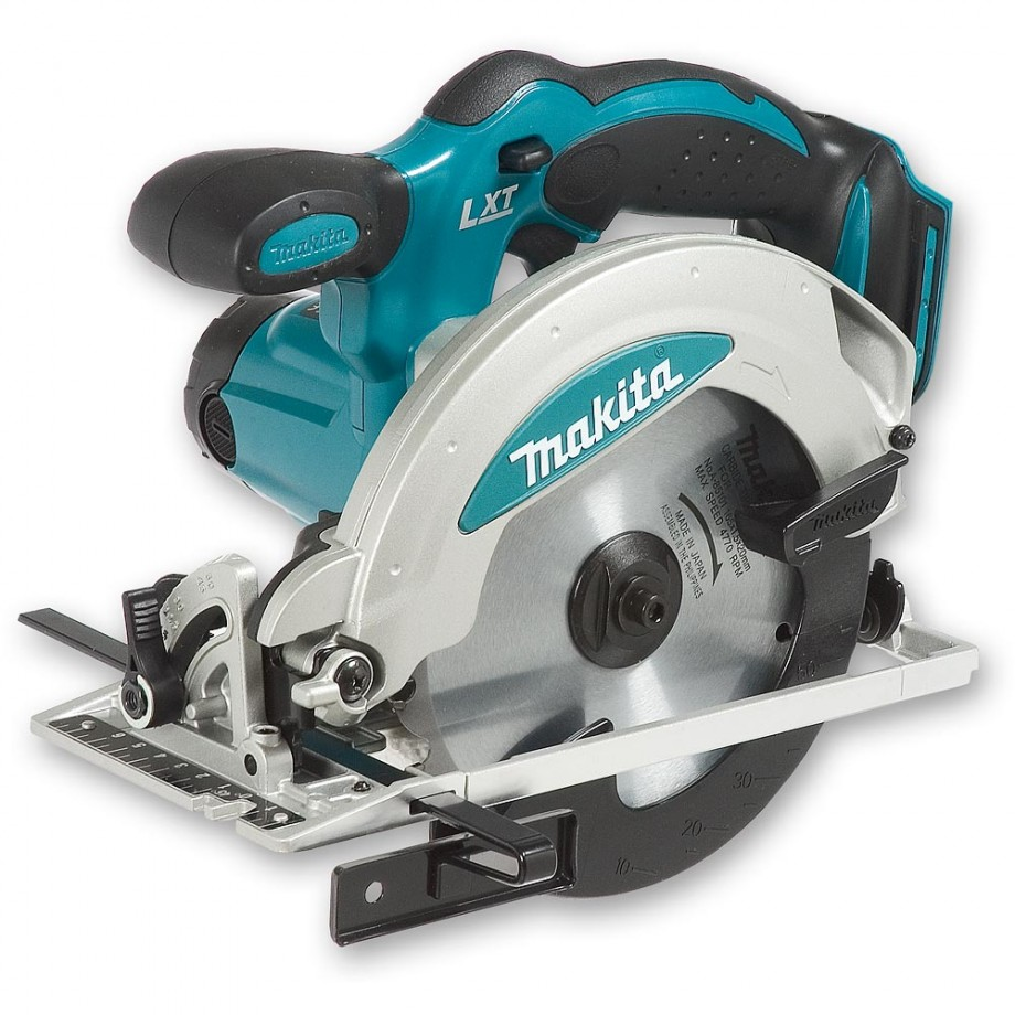 Makita DSS610Z LXT Cordless Circular Saw 18V (Body Only)