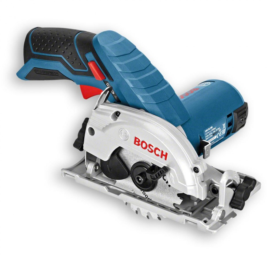 Bosch GKS 12V-26 Cordless Circular Saw Li-Ion 10.8V/12V (Body Only)