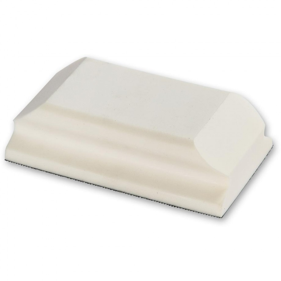 Flexipads PUR Shaped  Sanding Block 70 x 125mm