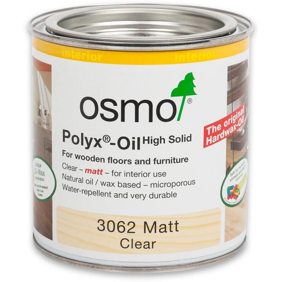Osmo Polyx Hard-Wax Oil 3062 Matt 375ml