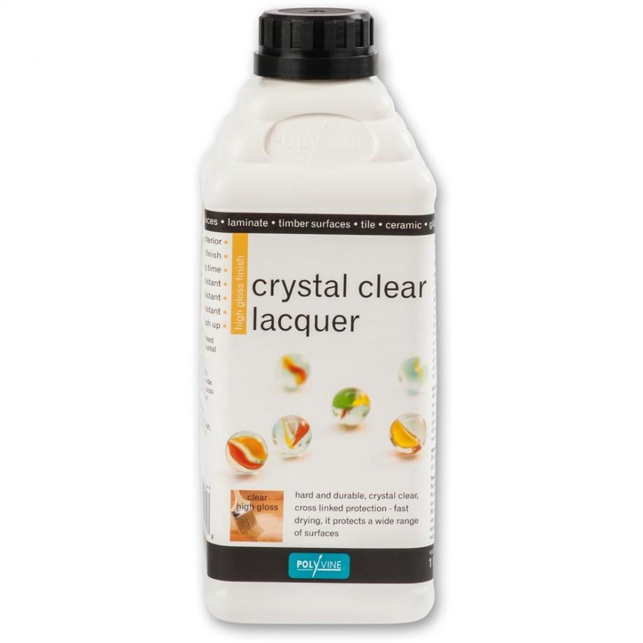 Polyvine Gloss Lacquer 1 litre
