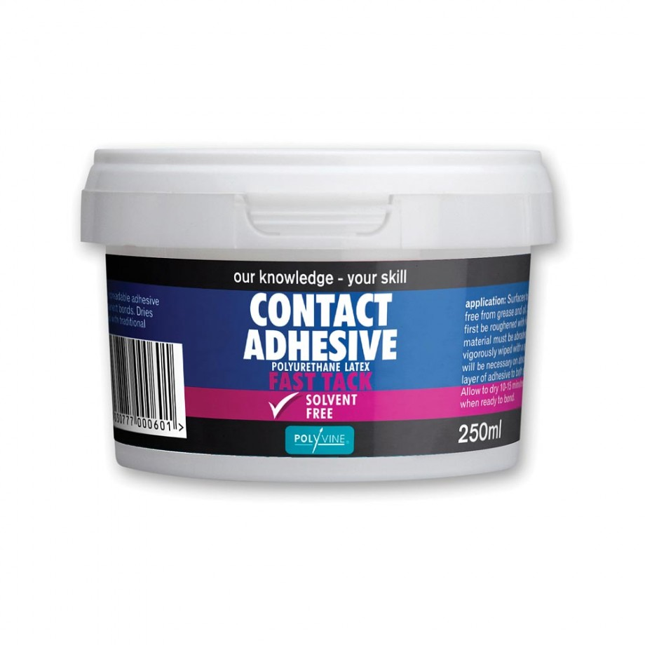 Polyvine Contact Adhesive - 250ml