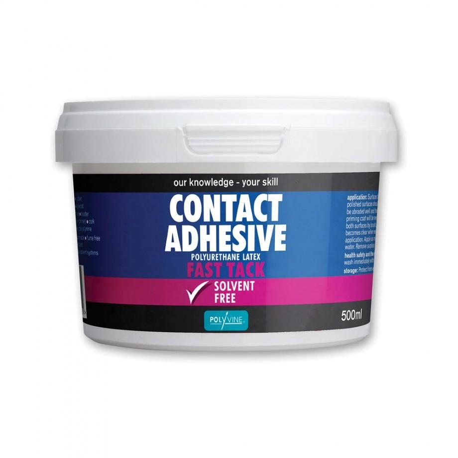 Polyvine Contact Adhesive - 500ml