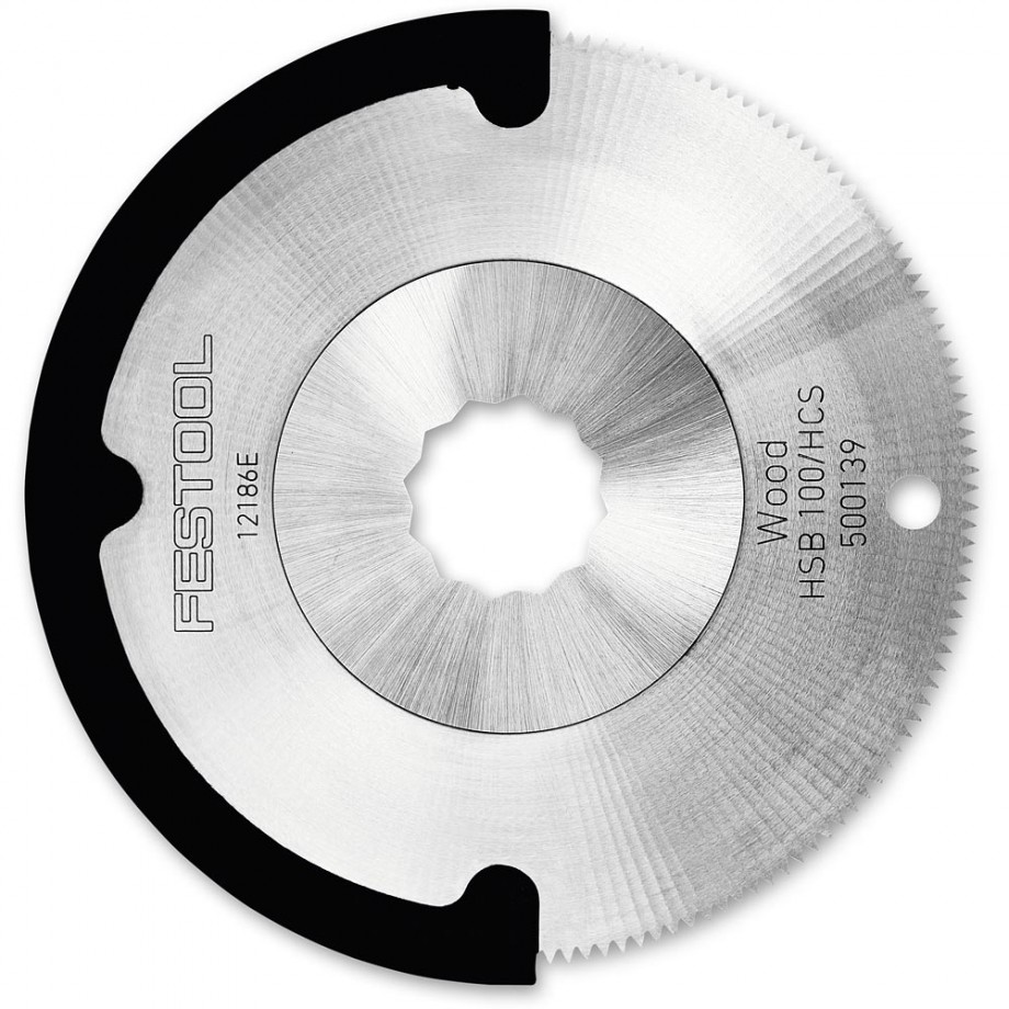 Festool HCS Wood Saw Blade 100mm for OS400 VECTURO