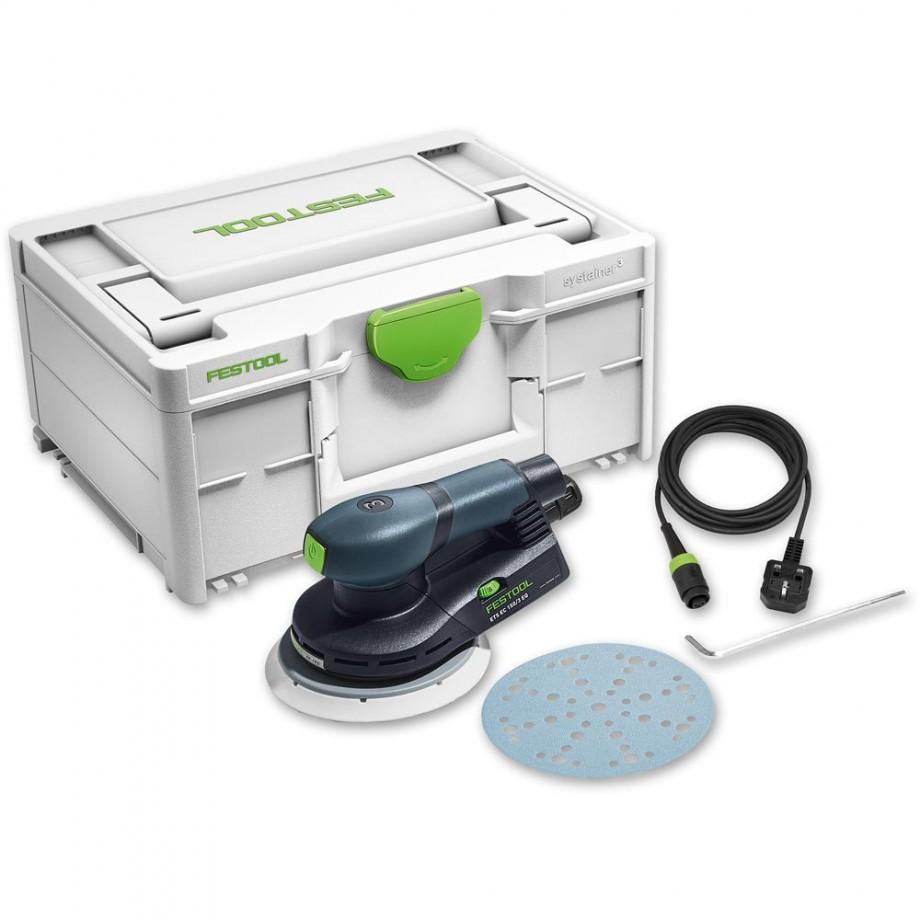 Festool ETS EC 150/5 EQ-Plus Eccentric Sander 230V