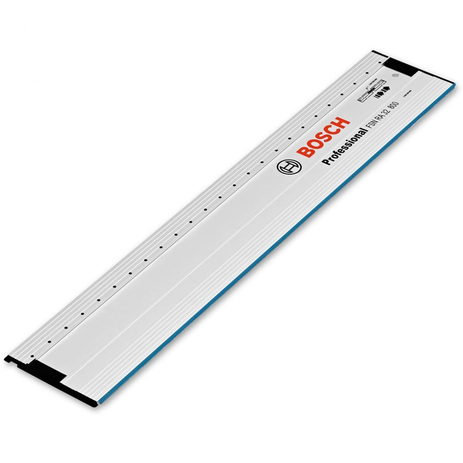 Bosch 800mm Guide Rail 32mm Hole Spacing RA32