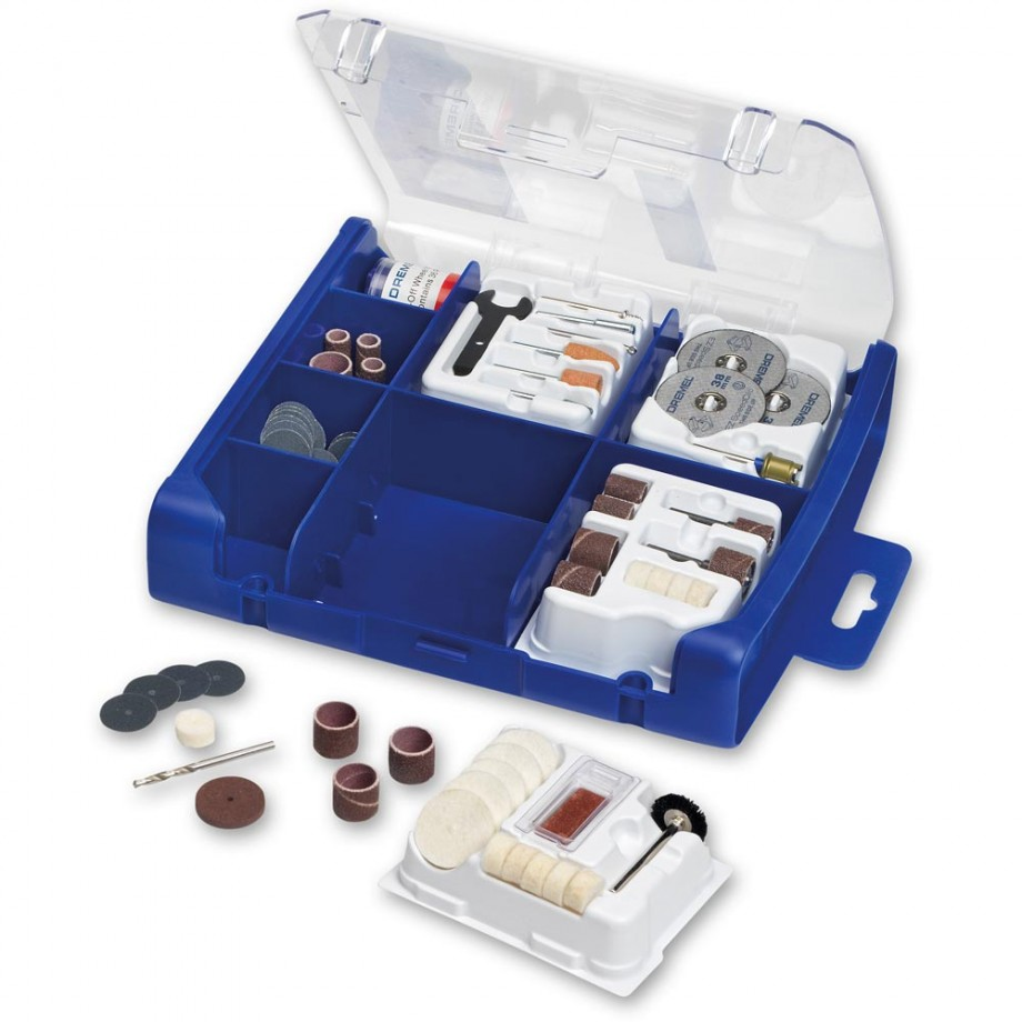 Dremel 100 Piece Multi-purpose Accessory Set