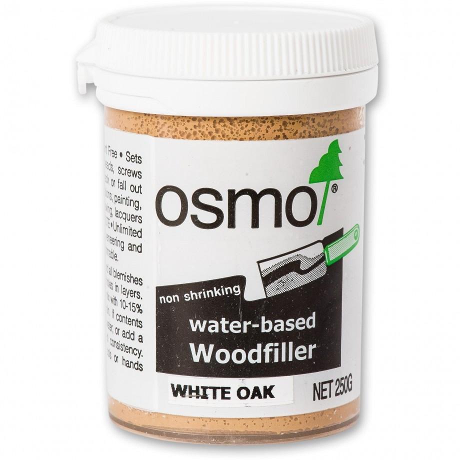 Osmo Water Based Wood Filler White Oak 250g