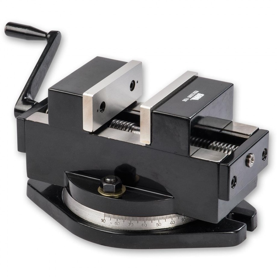 Axminster  Self Centering Precision Machine Vice - 50mm