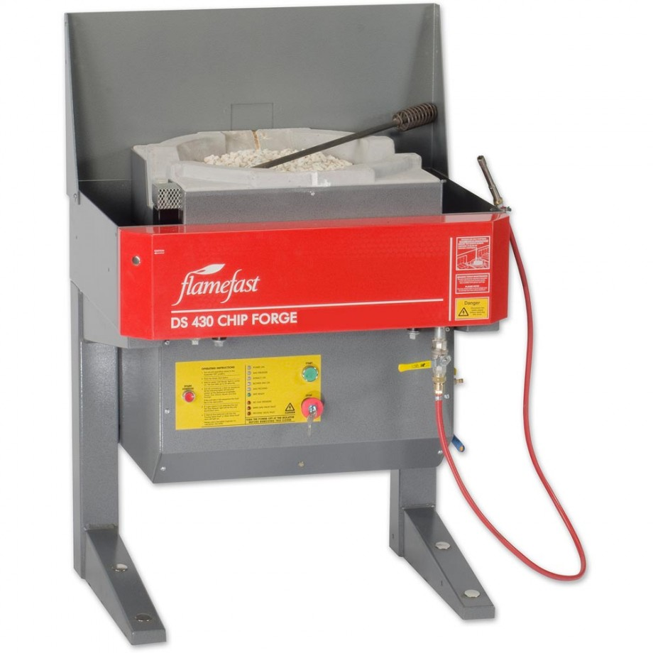 FlameFast DS430A Ceramic Chip Forge