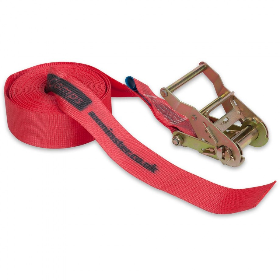 Axminster Trade Clamps Endless Ratchet Strap 50mm x 8m 6,000kg
